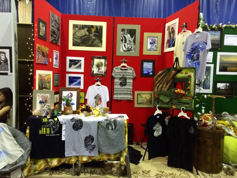 2016_Exhibition_at_Robinson_Secondary_High_School